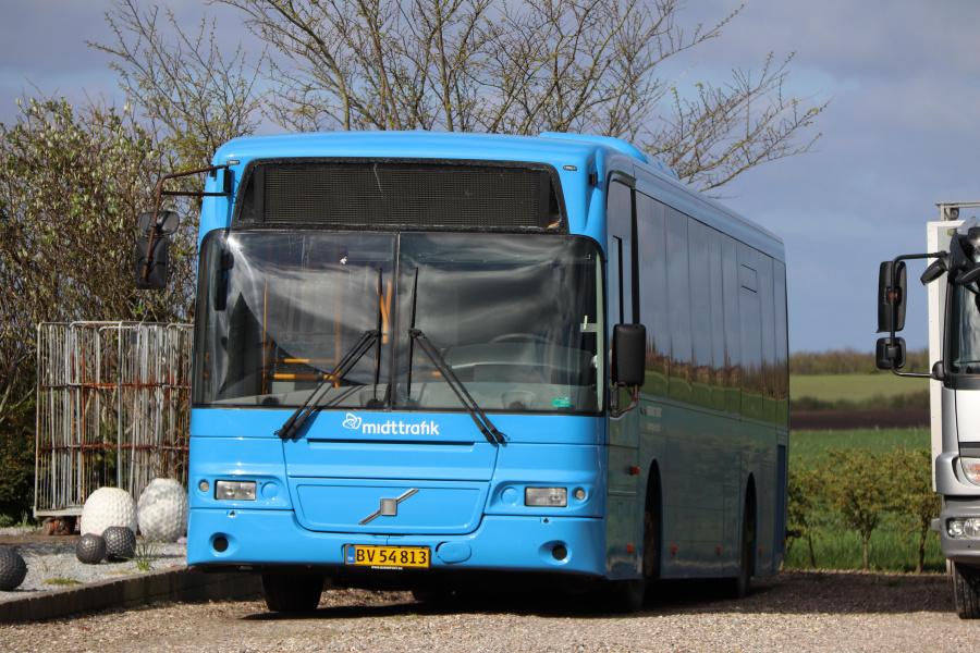 Brande Buslinier BV54813 i Ramme den 3. maj 2020