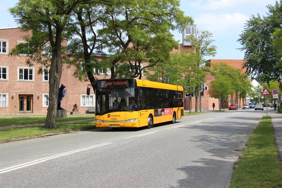 Umove 688/BF88478 på Flegmade i Vejle den 10. juni 2020