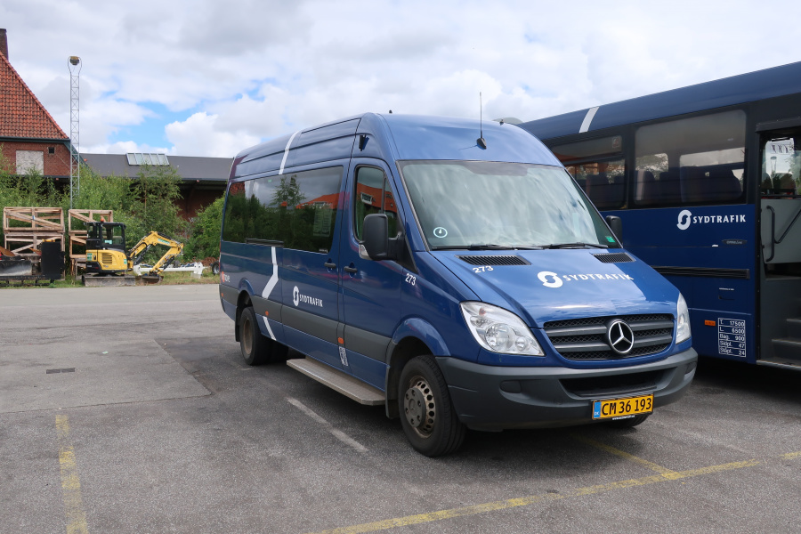 Umove 273/CM36193 på Gammelhavn i Vejle den 20. juli 2020