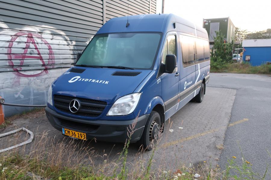 Umove 273/CM36193 på Gammelhavn i Vejle den 6. august 2020