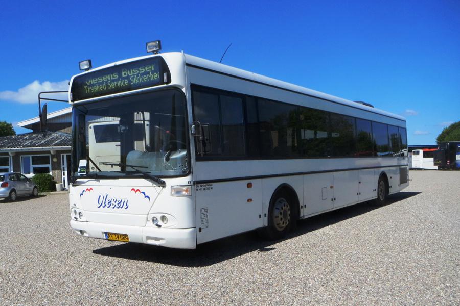 Olesens Busser 82/AY19689 i Sørup den 29. maj 2020