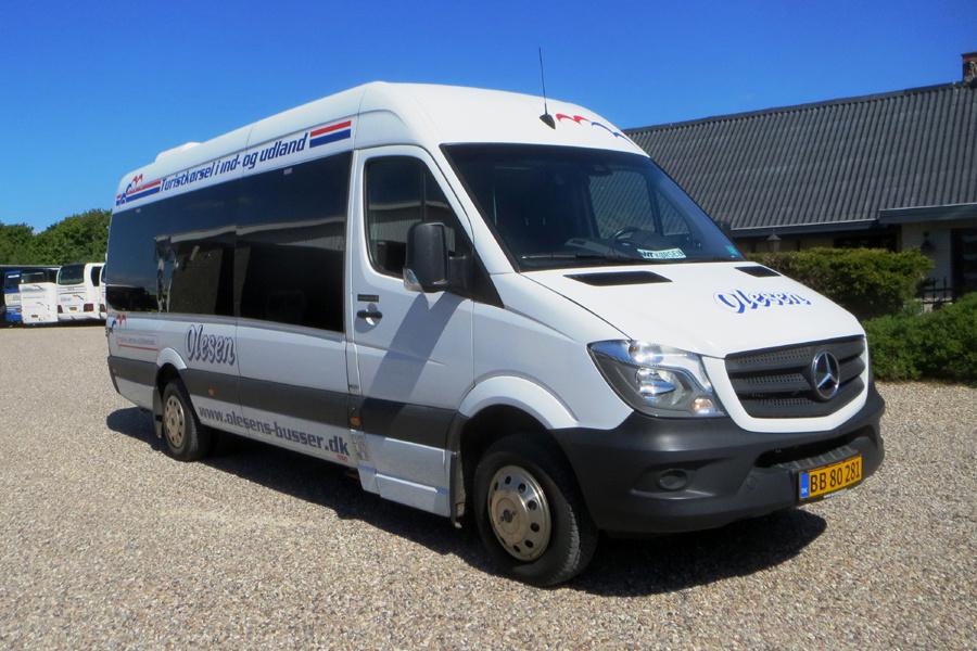 Olesens Busser 85/BB80281 i Sørup den 29. maj 2020