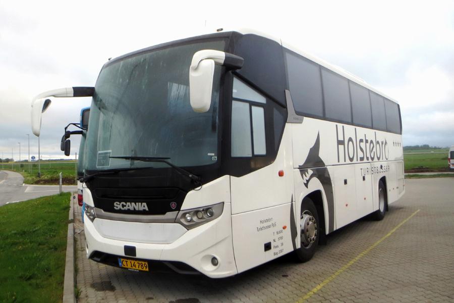 Holstebro Turistbusser 6/CT14789 i Holstebro den 27. maj 2021