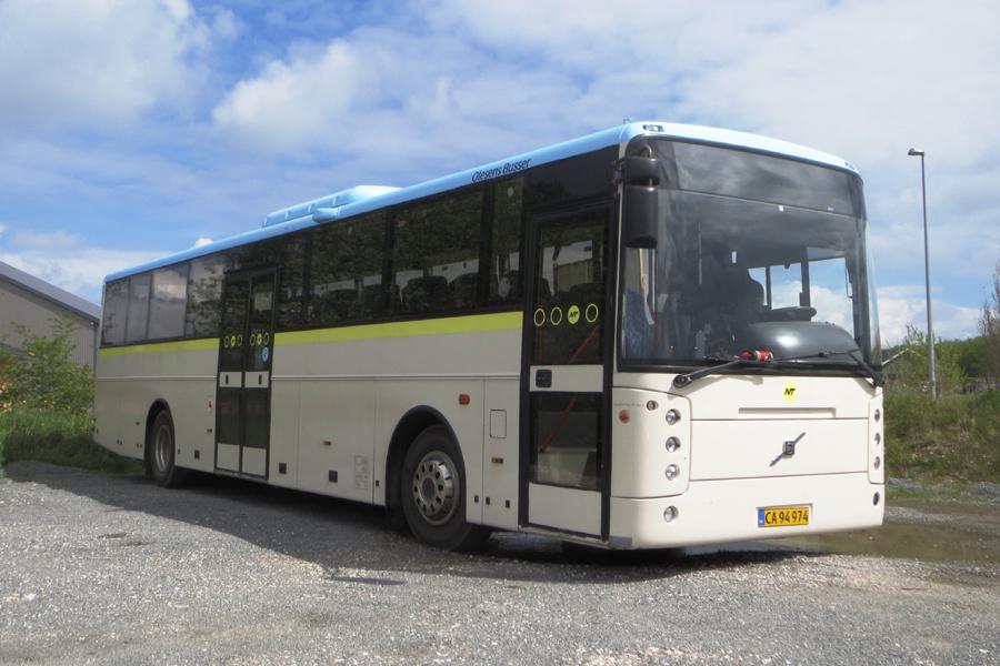 Olesens Busser 99/CA94974 i Valsgaard den 19. maj 2021