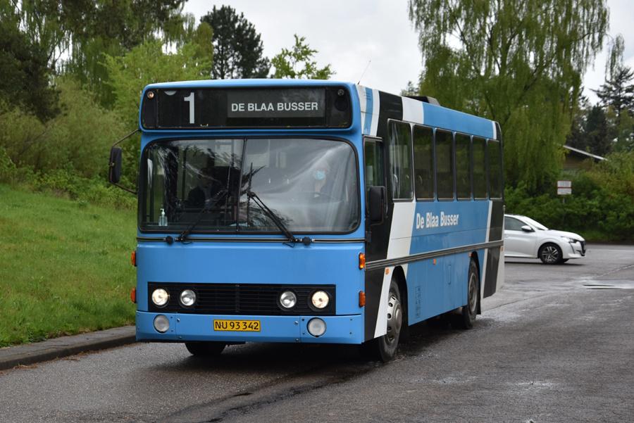 Umove 56/NU93342 i Mønsted den 25. maj 2021