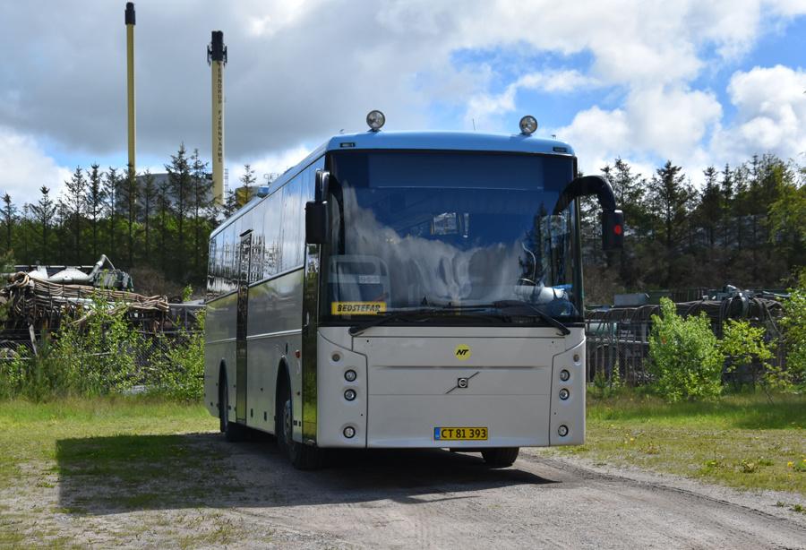 Olesens Busser 103/CT81393 i Terndrup den 27. maj 2021