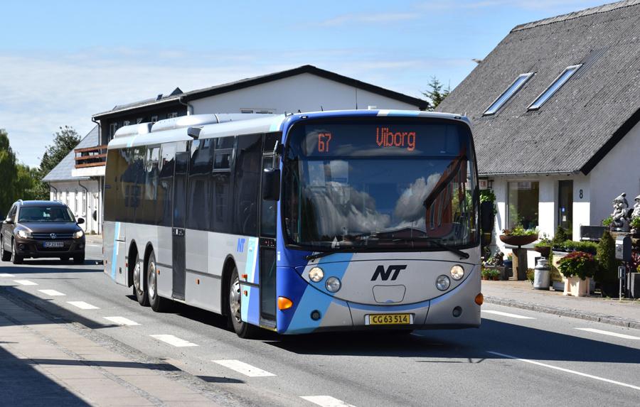 Umove CG63514 i Gedsted den 27. maj 2021
