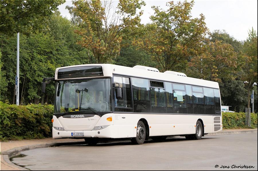 Rohde Verkehrsbetriebe NF-CB926 ved Flensburg ZOB i Tyskland den 8. august 2019