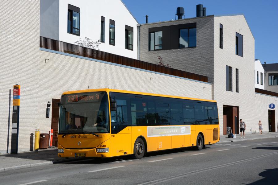 Arriva 1740/BF88668 ved Køge Station den 30. juni 2019