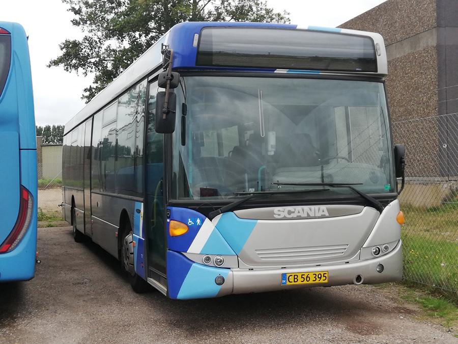 Umove 58/CB56395 i Herning den 28. august 2021