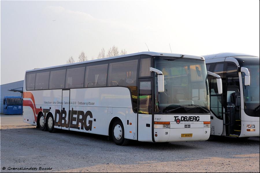 Todbjerg Busser ST88835 i garagen i Brabrand den 21. april 2012