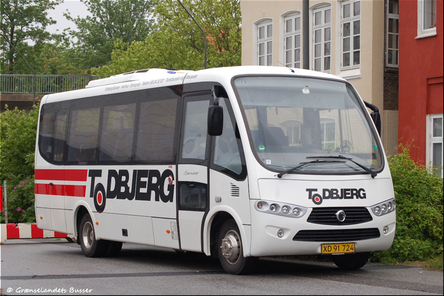 Todbjerg Busser 55/XD91724 i Sønderborg den 10. juni 2009