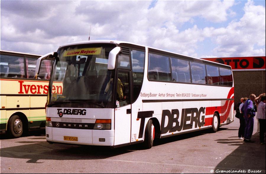 Todbjerg Busser NY93542 i Harrislee i Tyskland den 7. juli 1996