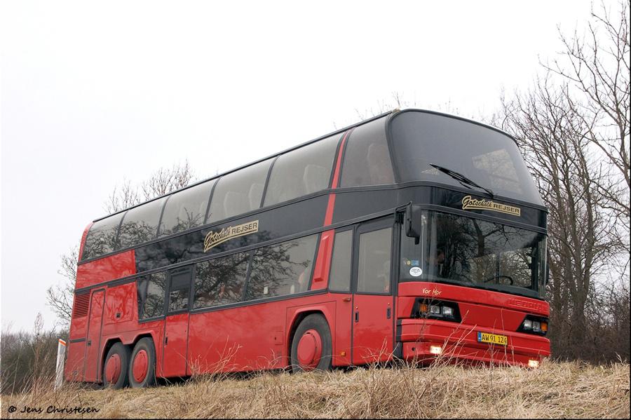 Gotschalk Rejser AW91124 ved Ryomgård den 20. marts 2011