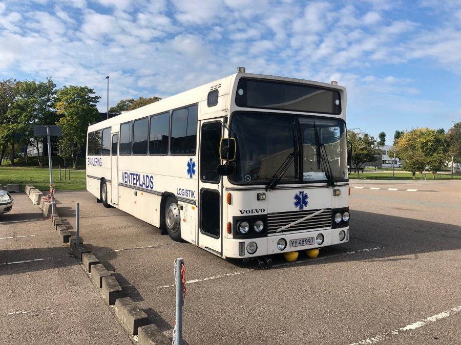 Tidl. Dansk Autohjælp YY48997 i Tåstrup den 30. september 2020