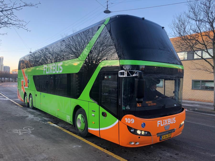 Abildskou 109/CA94257 i Ingerslevsgade i København den 13. februar 2021