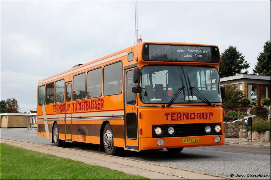 Terndrup Turistbusser XJ96189 i Terndrup den 6. oktober 2012