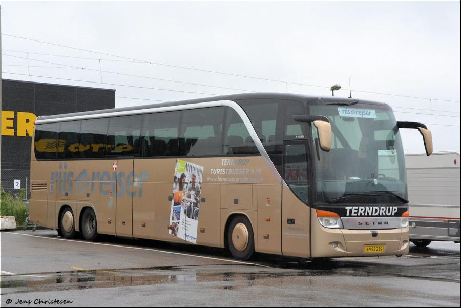 Terndrup Turistbusser 8/XM95239 i Harrislee i Tyskland den 10. juni 2012