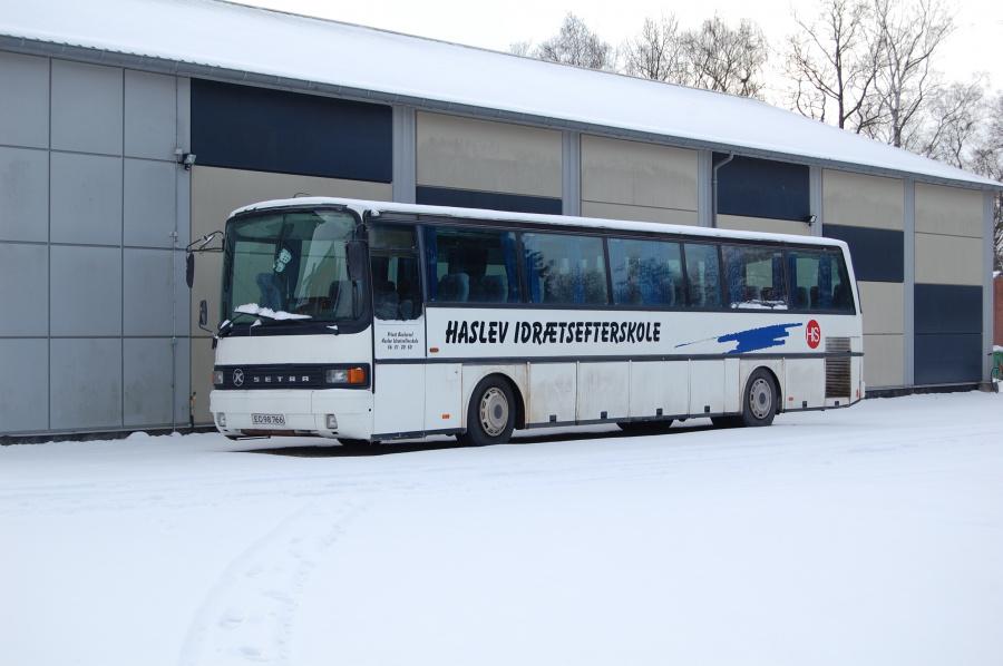 Haslev Idrætsefterskole EC98766 i Haslev d. 13. februar 2013