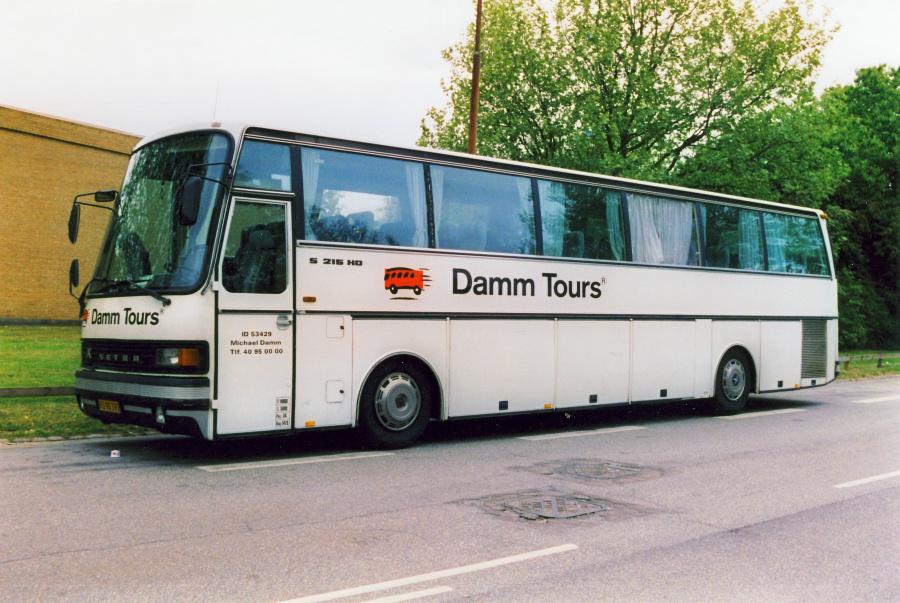Damm Tours RS90393 i Herlev d. 6. juni 2004