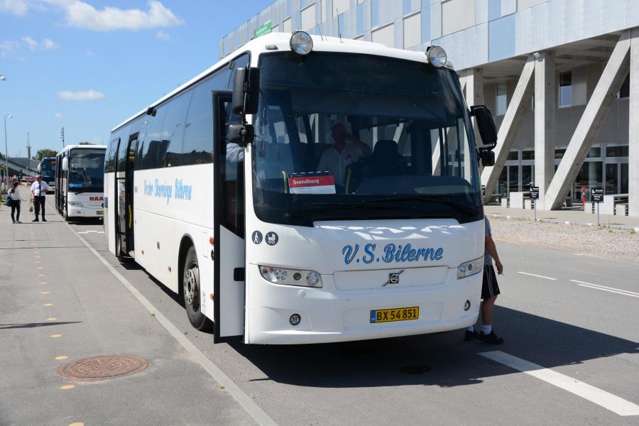 Vester Skerninge Bilerne BX54851 i Odense den 23. juli 2019