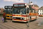 OK Buslinier og Spjald Rutebiler 21