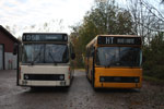 DSB 098 og Dyssells Busser 119