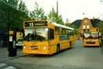 Linjebus 6322 og 6653