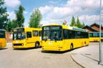Linjebus 6702 og 6216