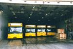 Linjebus 6062, 6046, 6054 og 6057