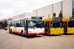 Swebus 5206 og Arriva 1434
