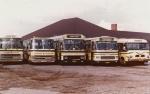 Tylstrup Rutebiler 6, 5, 3, 4 og 8