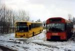 Bus Danmark 1233 og DSB 859