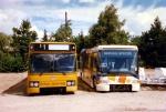 Århus Sporveje 001 og AVL Luxembourg 411