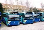 Linjebus 3113 og 3112