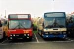 KM Szczecinek 413 og 408
