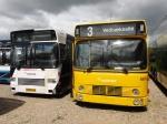 Brande Buslinier 33 og Arriva 8579