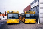 Linjebus 6203 og 6205