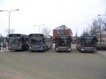 DK Turist 323, 321, 325 og 326