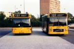 Linjebus 6042 og 6647