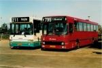 Arriva 2552 og 2048