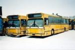Bus Danmark 1243 og 1244