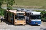 Connex 4004 og Helsingørbussen 695
