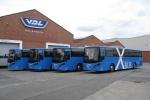 Nettbuss 243, 245, 242 og 244