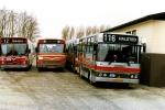 Lollandsbanen 105, 10  og Funchs Turisttrafik