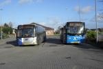Arriva 2901 og De Grønne Busser 5